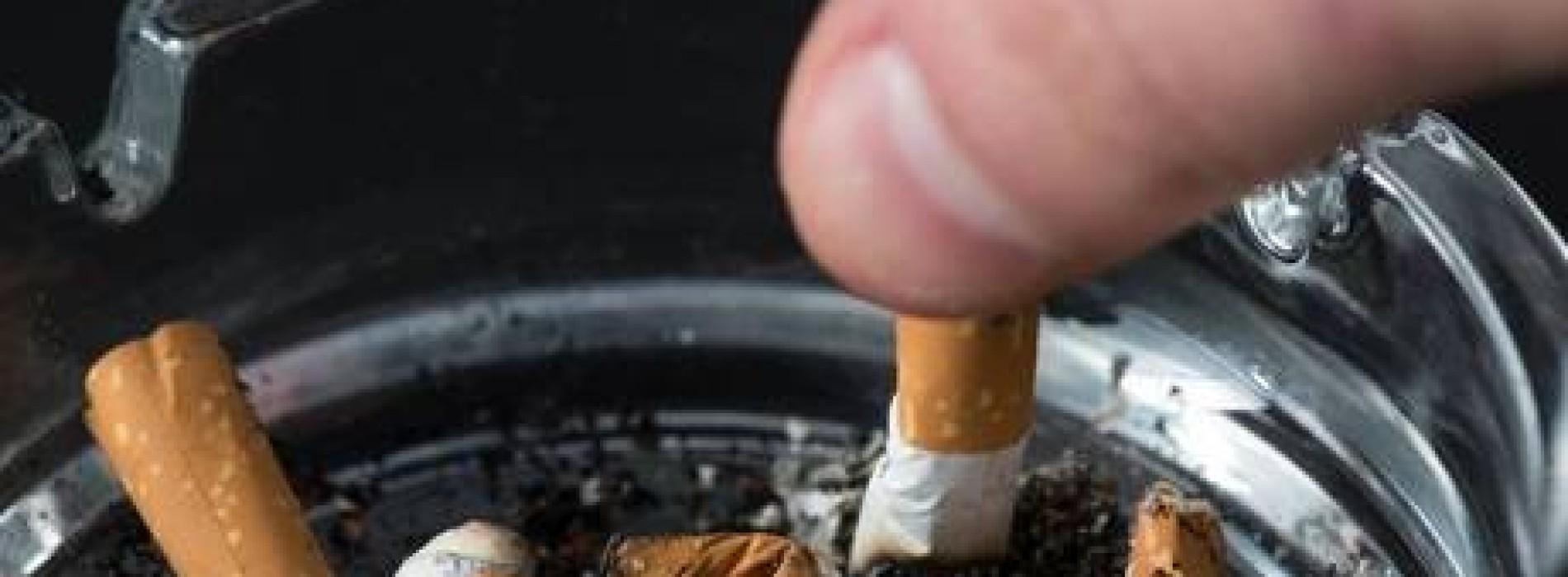 Ajuda para parar de fumar