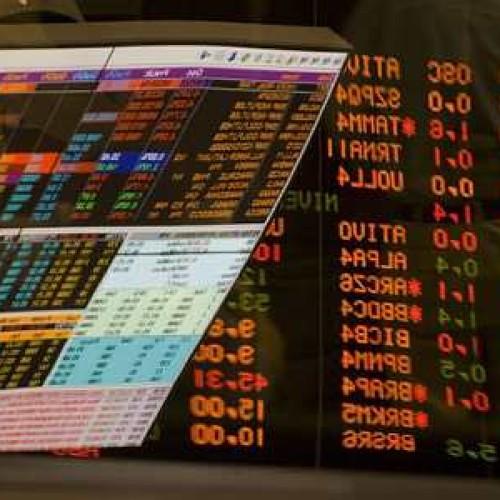 Lançados lotes de ações no mercado