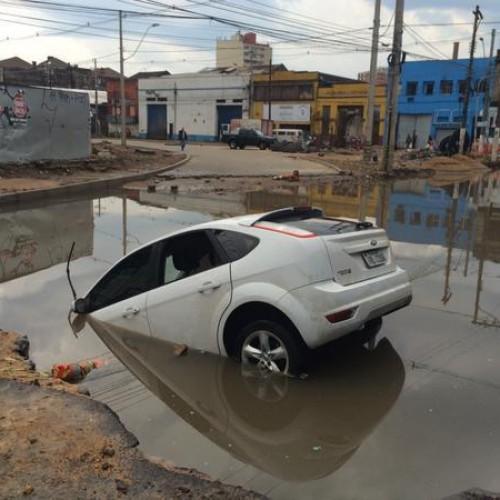 Chuvas causam transtornos em Porto Alegre – RS
