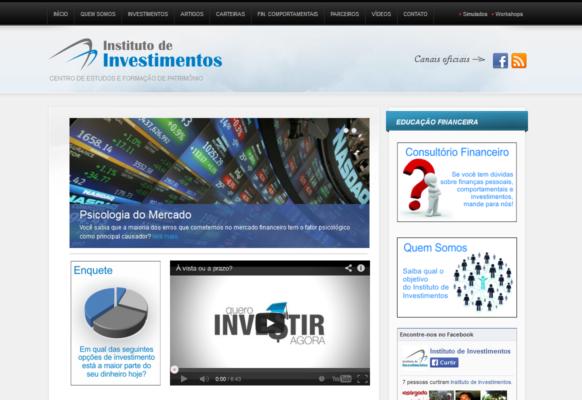 PortfolioInstitutodeInvestimentos